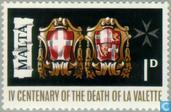 Postage Stamps - Malta - Valetta 400th year of death
