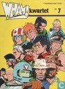 Comic Books - Wham! [NLD] (magazine) (Dutch) - Wham! kwartet 7
