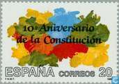 Postage Stamps - Spain [ESP] - Constitution