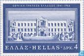 Postage Stamps - Greece - National Bank 1841-1966