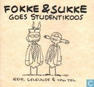Comic Books - Fokke & Sukke - Goes studentikoos