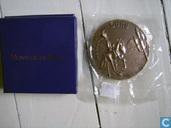 Overig - Monnaie de Paris - Gedenkpenning Lucky Luke