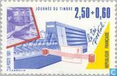 Postage Stamps - France [FRA] - Mail Sorting