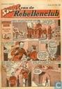 Bandes dessinées - Sjors van de Rebellenclub (tijdschrift) - 1957 nummer  20