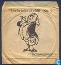 Miscellaneous - Leeuwenzegel - Wajang - Tovertekenschijf nr 4 Joost