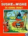 Comics - Suske und Wiske - De koning drinkt