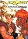 Bandes dessinées - Le Pays des elfes - Terug naar Zorgeloos