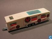 Model cars - Majorette - Caravane Residentielle