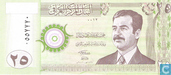 Billets de banque - Central Bank of Iraq - Irak 25 Dinars