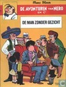 Comic Books - Nibbs & Co - De man zonder gezicht