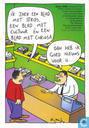 Bandes dessinées - Zone 5300 (tijdschrift) - 1998 nummer 4