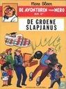 Comic Books - Nibbs & Co - De groene slapjanus