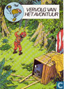 Bandes dessinées - Tintin - Vervolg van het avontuur