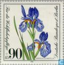 Postage Stamps - Berlin - Endangered Plants