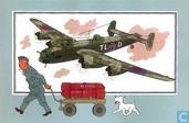 "Comics - Kuifjesbon producten - Chromo's ""Vliegtuigen '39-'45"" 26"
