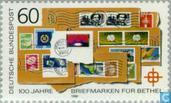 Postzegels - Duitsland, Bondsrepubliek [DEU] - Postzegeljubileum