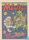 Bandes dessinées - Minitoe  (tijdschrift) - 1984 nummer  25