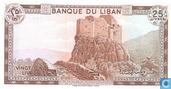 Bankbiljetten - Banque du Liban - Libanon 25 Livres
