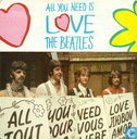 Schallplatten und CD's - Beatles, The - All you need is love