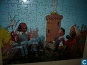 Jigsaw puzzles - Comics - De zingende kaars