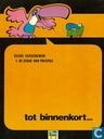 Strips - Toekie de toekan - De geheime formule van professor Von Klakboem