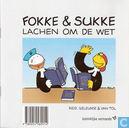 Comic Books - Fokke & Sukke - Fokke & Sukke lachen om de wet