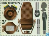 Postage Stamps - Great Britain [GBR] - Microphones