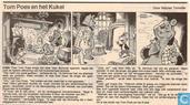Strips - Bommel en Tom Poes - Tom Poes en het kukel