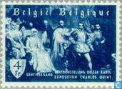 Postage Stamps - Belgium [BEL] - Charles V Exhibition