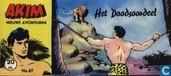 Comics - Akim - Het doodsoordeel