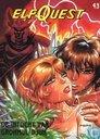 Comic Books - Elfquest - De intocht van Grohmul Djun