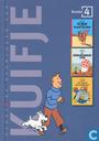 Bandes dessinées - Tintin - Bundel 4