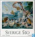 Postzegels - Zweden [SWE] - Nationaal museum