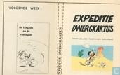 Strips - Levedelolindianen - Expeditie dwergkaktus