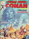 Bandes dessinées - Conan - The Savage Sword of Conan the Barbarian 36