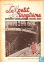 Comic Books - Tintin - Le Petit Vingtieme 44