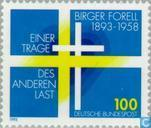 Postage Stamps - Germany, Federal Republic [DEU] - Birger Forell