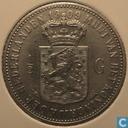 Monnaies - Pays-Bas - Pays Bas ½ gulden 1909