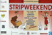 Affiches et posters - Bandes dessinées - Stripweekend - Torhout