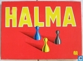 Board games - Halma - Halma