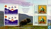 Postzegels - Groenland - Diversen