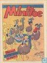 Strips - Minitoe  (tijdschrift) - 1984 nummer  33