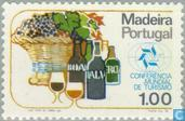 Postage Stamps - Madeira - Tourism Conference