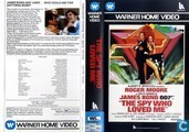 DVD / Vidéo / Blu-ray - VHS - The Spy Who Loved Me