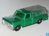 Modelauto's  - Matchbox - Ford F-150 Kennel Truck