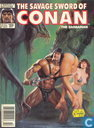 Comic Books - Conan - The Savage Sword of Conan the Barbarian 165