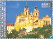 Postage Stamps - United Nations - Vienna - Natural and Cultural Heritage