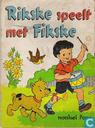 Bandes dessinées - Rikske en Fikske - Rikske speelt met Fikske