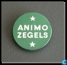 Pins and buttons - Bureau Animo-zegels - Rotterdam - Animo zegels [green]