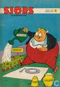Bandes dessinées - Sjors van de Rebellenclub (tijdschrift) - 1965 nummer  22